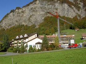 Bild Altersheim im Herbst