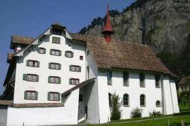 Bild mit Frauenkloster