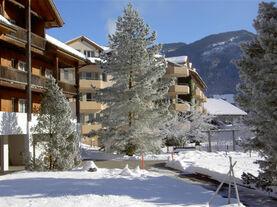 Bild Altersheim im Winter