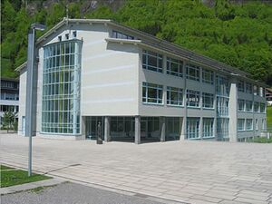 Bild Schulhaus Stumpenmatt