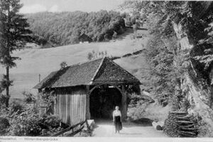 Bild der Suworov-Brücke