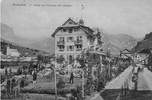 Bild mit Hotel les Grottes