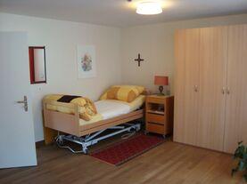 Bild Zimmer mit Bett